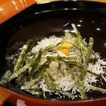 千姫茶屋 - シラス丼