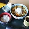ウイステリア - 料理写真:カレーうどんセット