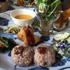 キッサコ  - 料理写真:ワンプレートランチ。