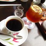 自家焙煎珈琲舎アポ - コーヒー、アイスティー