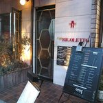 CAFE RIGOLETTO - 外観