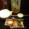 桜花 - 料理写真:前菜盛、日本酒