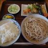 Tomoeyasobaten - 料理写真:そば定食 ¥850-