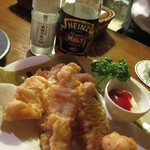 ビアカフェあくら - フィッシュ&チップス