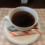 レストラン アオイ - コーヒー付き