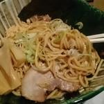 麺や 璃宮 - 開化楼太麺です♪