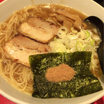 浅草製麺所 - 醤油ラーメン