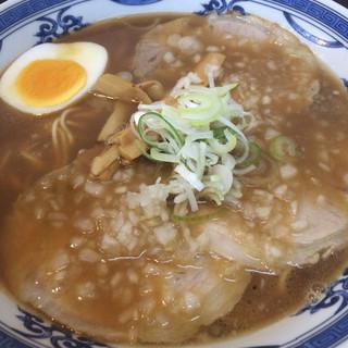 トチロヲ - 料理写真:しょうゆ