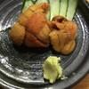 みさき寿し - 料理写真:雲丹は大好物なのです!