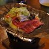 やまかの湯 - 料理写真:ほう葉味噌焼き