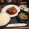 ほの字 - 料理写真:魚定食(かれいの煮付け)