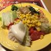 ブロンコビリー - 料理写真:サラダバーのサラダ。