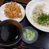 そば処 玄 - 料理写真:<'15/05/05>桜エビ天おろし(二八)
