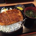 壱 - ソースカツ丼 650円☆(第一回投稿分③)