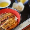 レストハウス 湖畔 - 料理写真:うな丼2800円也。