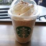 スターバックス・コーヒー - チャンキークッキーフラペチーノ ウィズ チョコチップ