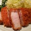 もち豚とんかつ たいよう - 料理写真:ロースカツ定食(1650円)