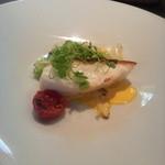 37669308 - 魚料理は鯛