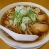 西中華そば店 - 料理写真:中華そば550円