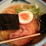 37679826 - 柚子塩らー麺 (980円)