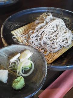 あんみつと蕎麦の隠れ家古民家 dining 楽 〜海野宿〜