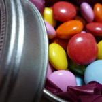ニュー スタンダード チョコレート キョウト バイ 久遠 - 缶の中はマーブルチョコレート