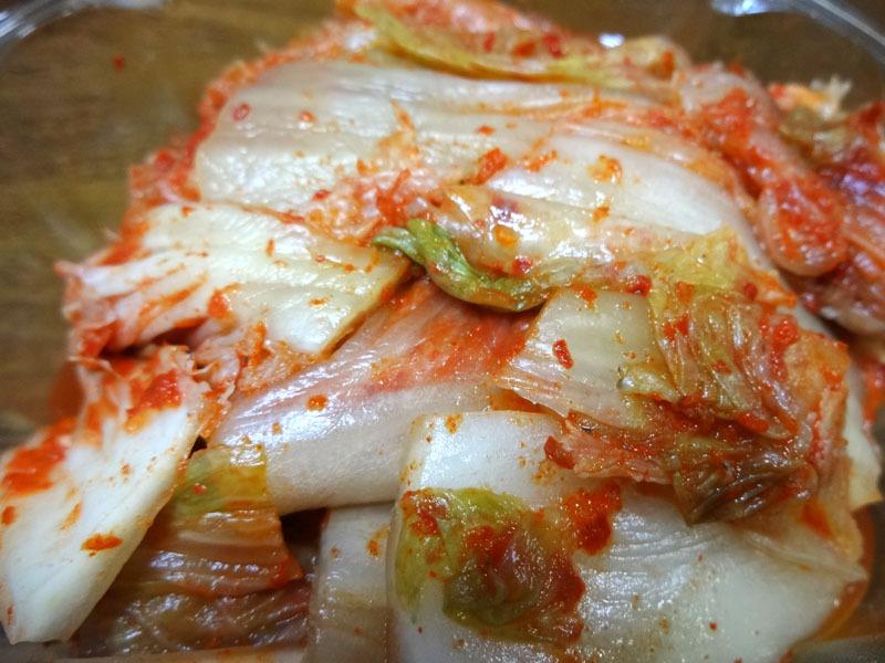 韓国惣菜 キムチの店