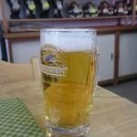 野沢屋食堂 - ドリンク写真:生ビール。