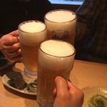 """やるき茶屋 - 3軒目の正直~✨ 母の日かんぴぁい(◍˃̶ᗜ˂̶◍)ノ"""""""