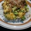 アゼリア - 料理写真:納豆ごはん