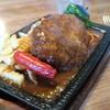 ヒレカツ・ハンバーグの店 錦 - 料理写真:ハンバーグ定食