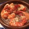 カサ・デル・ブエノ - 料理写真:小海老のアヒージョ