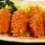 大倉 - 料理写真:ひれかつ
