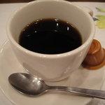 葡萄の樹 - コーヒー