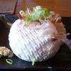 豆富茶屋 林 - 料理写真:ざる豆腐
