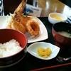 道の駅 サザンセト とうわ レストラン - 料理写真:魚と海老のフライが美味しい♪