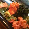 わかな寿司 - 料理写真:赤貝刺身