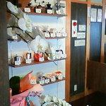 Cafe Rire - コーヒー豆のほか、コーヒー器具の販売も。