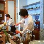 Cafe Rire - マスターが1杯1杯ハンドドリップ。