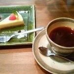 Cafe Rire - 自家焙煎コーヒーと手作りスイーツ。