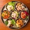 カンテ・グランデ - 料理写真:曼荼羅前菜