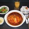 グリルSASAYA - 料理写真:プチオムライスセット(SASAYAオムライス)