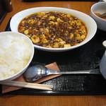 一番太鼓 - 麻婆豆腐定食
