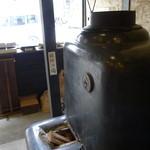 藤田九衛門商店 - 店内にある昔の道具
