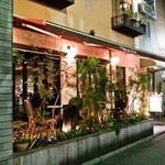 CAFE RIGOLETTO - 吉祥寺駅近くのお店の外観