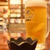 十七八や - ドリンク写真:生ビール大¥800
