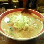ラーメンペコペコ - 白味噌ラーメン (750円)
