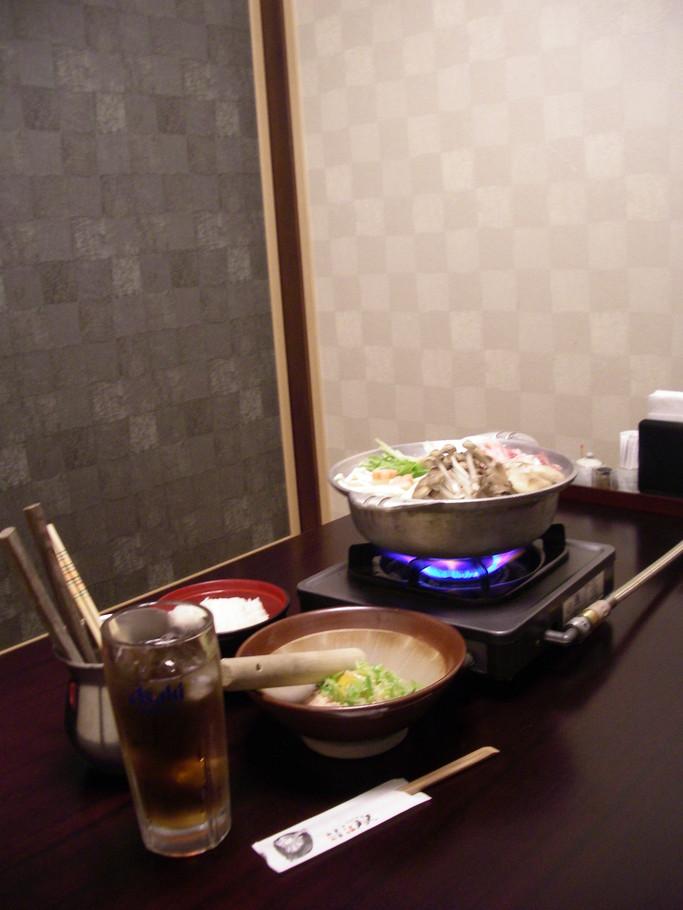 ちゃんこ 江戸沢 鯖江店