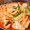 ハラペコ食堂 - 料理写真:韓国で大人気のチュクミ!一人前1780円