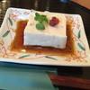 柿 - 料理写真:くず豆腐